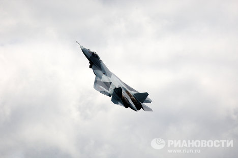 The first stage of the government tests of the fifth-generation fighter will be complete in 2012.