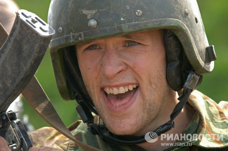 "On October 24, Russia's security-related agencies celebrate their professional holiday. When we talk about the Special Forces (commandos), we typically call to mind the well-known Latin phrase: ""Mens sana in corpore sano."""