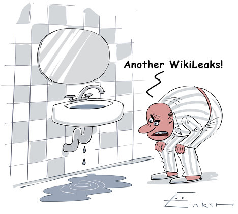 The secret diplomatic documents published on the WikiLeaks website may affect the image of the United States as a diplomatic partner. This publication has been criticized around the world.