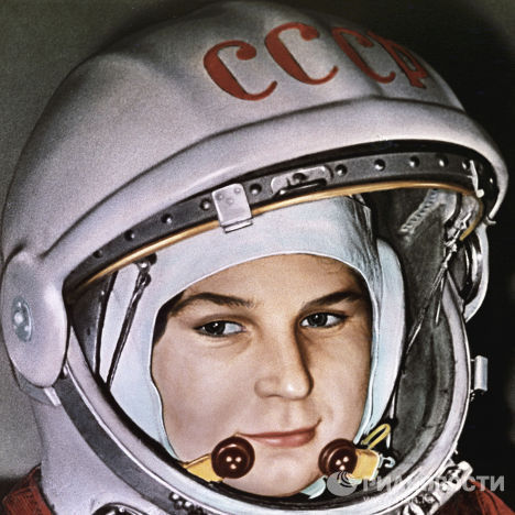 "In June 1963, the whole world heard about the Russian ""Chaika"" (Seagull), Valentina Tereshkova's call sign."