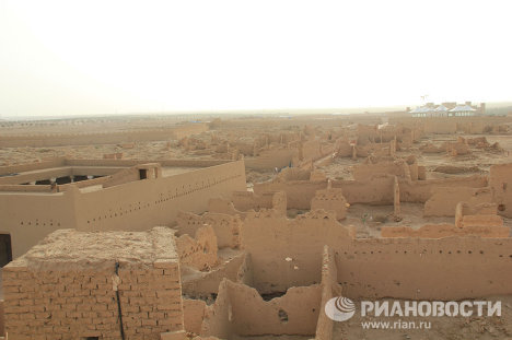 Diriyah, the first Saudi capital, now located in the suburbs of Riyadh, was designated a UNESCO World Heritage Site in 2010.