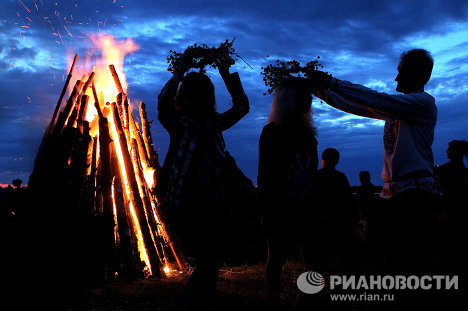 For centuries, Slavic nations have celebrated Ivan Kupala Day on July 7. It is one of the major holidays of the Slavic calendar and even today the festivities include ancient rites and rituals, which have remained an essential part of this pagan holiday.