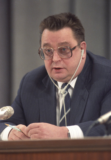 Valentin Pavlov (1937 –2003)<br />Pavlov began his political career in the Finance Ministry, and was appointed Chairman of the State Prices Committee during the Gorbachev Era, and later became Finance Minister (1989 –91). Pavlov initiated the Soviet monetary reform and rise in prices in 1991. Included in the amnesty in 1994. Pavlov was the president of Chasprombank (1994 – 1995) and Promstroybank council (1996-97)<br />