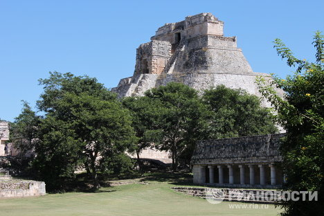 "Puuc in the Mayan language means ""hilly."" The Puuc region is located on the territory of the Mexican states of Yucatan and Campeche. The region also got its name from the architectural style of its cities, with its capital city of Uxmal."