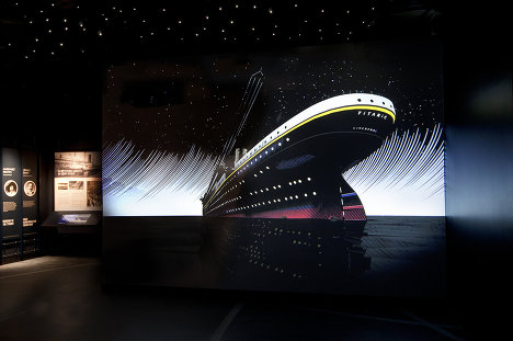 The Titanic Belfast entertainment/educational center dedicated to the history of the RMS Titanic, the most famous ship in the world, and its demise has opened in Belfast on Saturday prior to the 100th anniversary of the maritime disaster.
