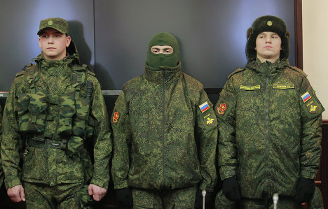 This year, the Russian armed forces tested 500 sets of the latest uniforms in units deployed above the Arctic Circle, in the south, in Siberia and in Central Russia.