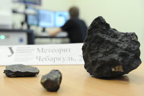 US space agency NASA estimated the meteorite had been roughly 15 meters (50 feet) in diameter when it struck Earth's atmosphere, traveling several times the speed of sound. It exploded into a fireball brighter than the morning sun.